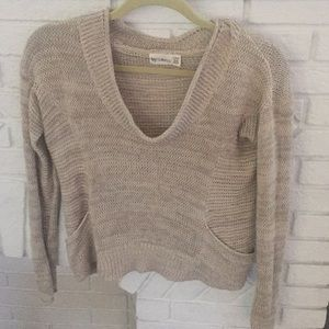 Urban Outfitters cropped sweater